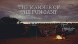 キャンプに行けないから少しキャンプギアについて語ろう Vol.1